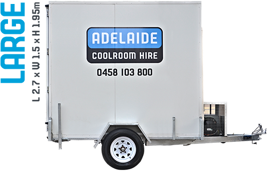 Adelaide Coolroom Hire Mobile Coolroom Large