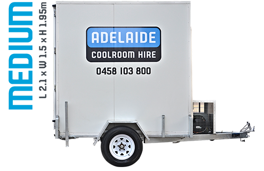 Adelaide Coolroom Hire Mobile Coolroom Medium