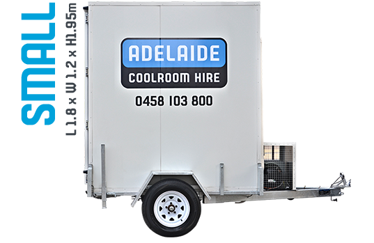 Adelaide Coolroom Hire Coolrooms Small